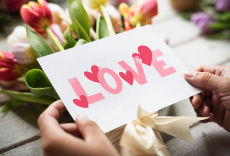 Quel est ton langage de l'amour ?