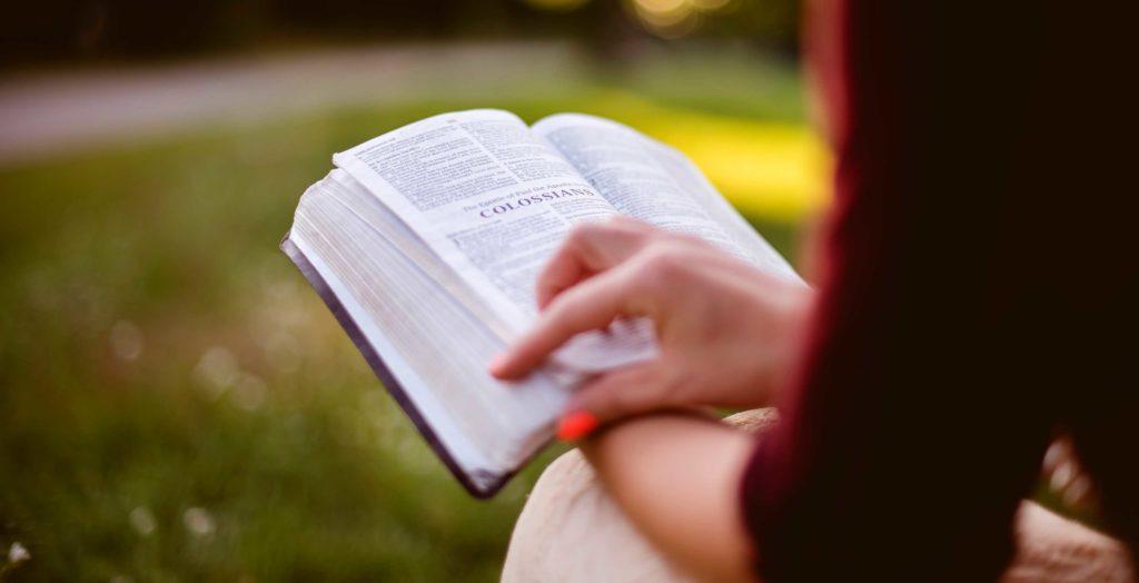 discernement - la Bible